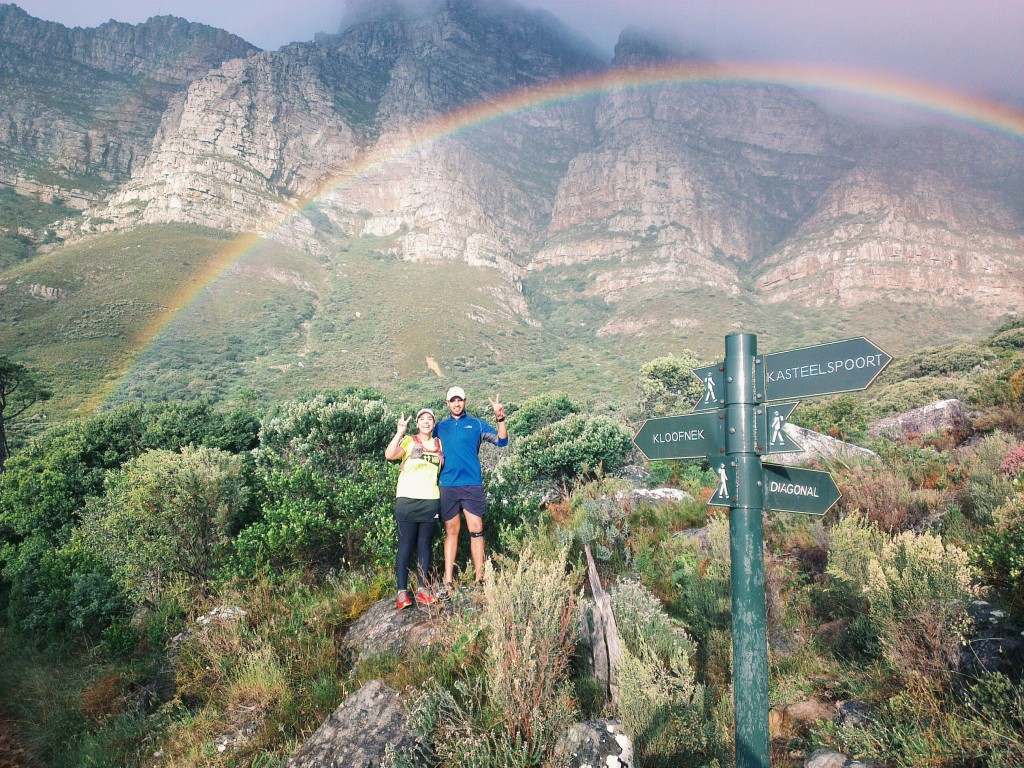 Trail Bokkies: Rocks and Rainbows
