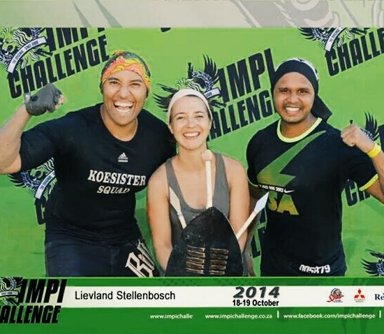 Getting my Impi on: Review of the Impi Challenge 18 October 2014