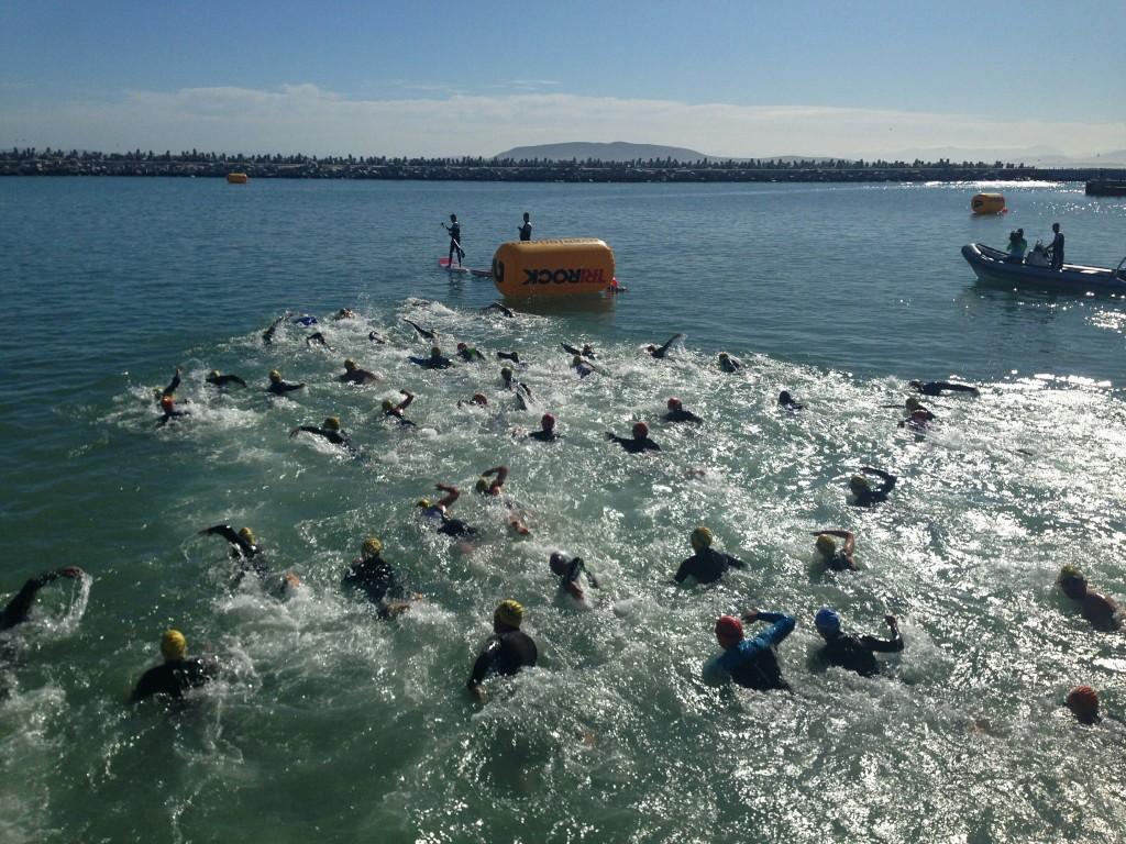 Tri-Rock Robben Island - My first triathlon!
