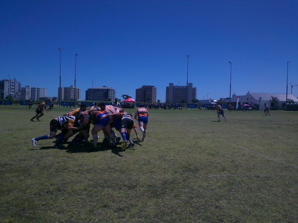 Wongs Dongs at Cape Town 10s 32