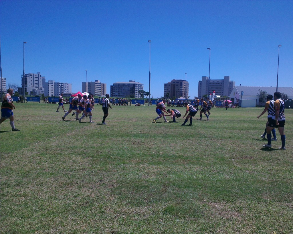 Wongs Dongs at Cape Town 10s 11