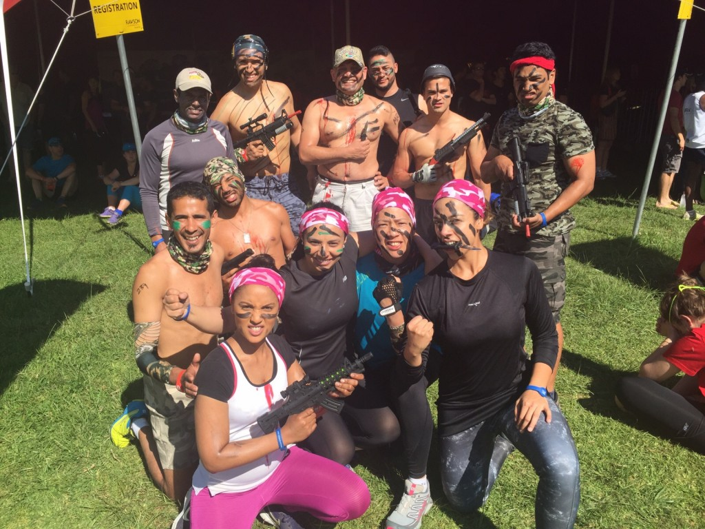 LTC Trail Bokkies kicking butt at the Impi Challenge